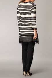 Yest Black & White Striped Dress - Other