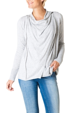 Yest Button Front Sweater - Product List Image