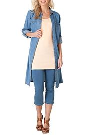 Yest Denim Tunic/dress - Product Mini Image