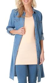 Yest Denim Tunic - Product Mini Image