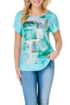 Shoptiques Product: Digital Print Shirt