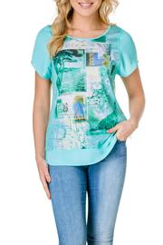 Yest Digital Print Shirt - Product Mini Image