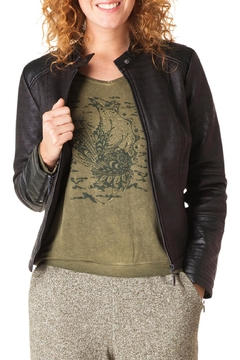 Yest Divine Leather Jacket - Product List Image