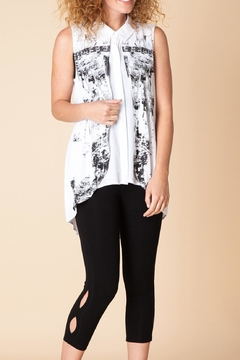 Yest Double Layer Sleeveless Blouse - Product List Image