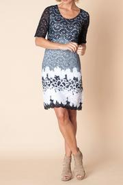 Yest Eclipse Lace Dress - Front full body
