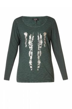 Shoptiques Product: Evergreen Pattern Top