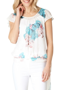 Yest Floral Chiffon Blouse - Product List Image