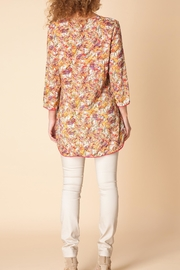 Yest Floral Print Tunic - Front full body