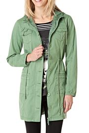 Yest Green Eyed Jacket - Front cropped