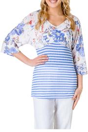Yest Kimono Style Top - Front cropped