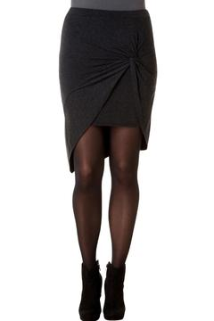 Shoptiques Product: Knotted Stretch Skirt