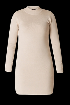 Yest Mock Sweater Dress - Product List Image