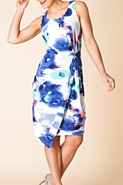 Yest Pastel Splash Dress - Product Mini Image