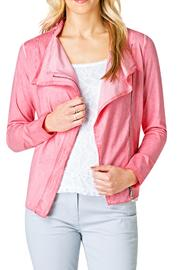 Yest Pink Zip Jacket - Product Mini Image