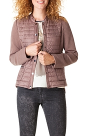 Yest Quilted Zip Jacket - Product Mini Image