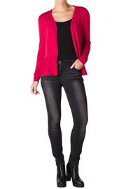 Yest Red Cardigan - Product Mini Image