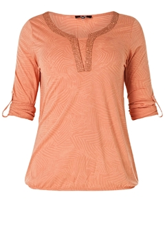 Shoptiques Product: Roll Sleeve Top