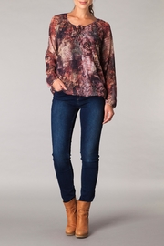 Yest Ruby Multicolor Top - Front cropped