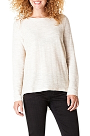 Yest Shimmer Holiday Top - Front cropped