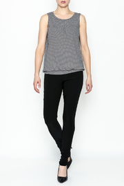 Yest Sleeveless Banded Top - Side cropped