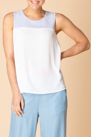 Yest Sleeveless Blouse - Product Mini Image