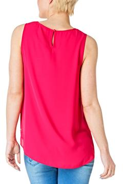 Shoptiques Product: Sleeveless Silky Blouse