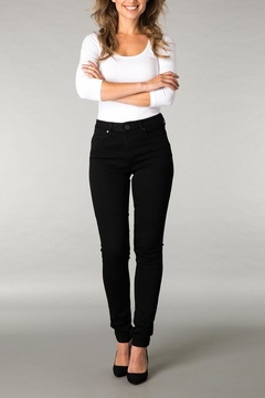 Yest Slimming Black Jeans - Product List Image