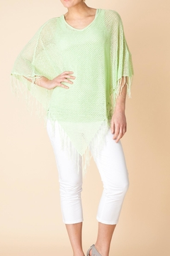 Shoptiques Product: Green Spring Poncho
