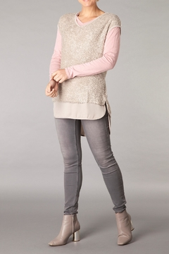 Yest Sweater Tunic Top - Product List Image