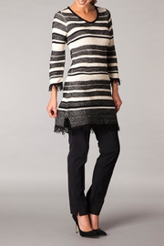 Yest Sweater Tunic Dress - Product Mini Image