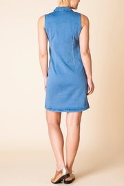 Yest The Denim Dress - Front full body
