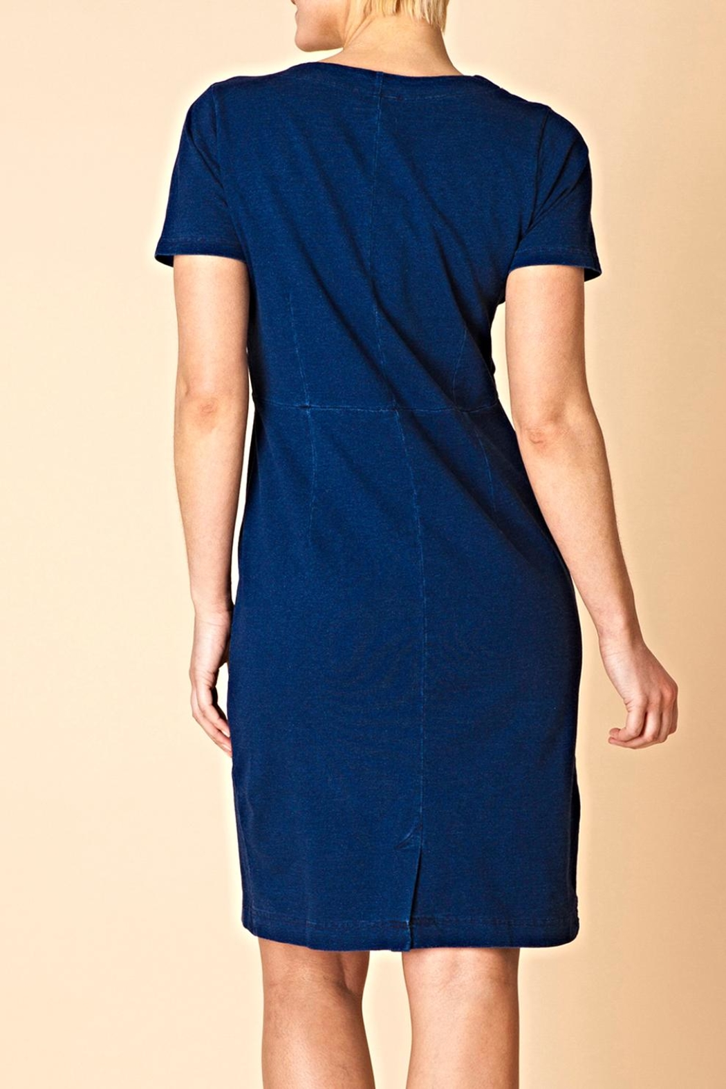 Yest Ultimate Denim Dress - Front Full Image