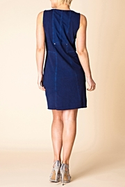 Yest Ultimate Indigo Dress - Front full body