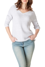 Yest Winter White Sweater - Product Mini Image