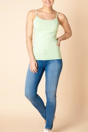 Yest Light Green Tank Top - Product Mini Image