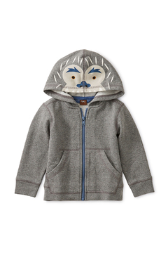 Tea Collection Yeti Zip Baby Hoodie - Product List Image