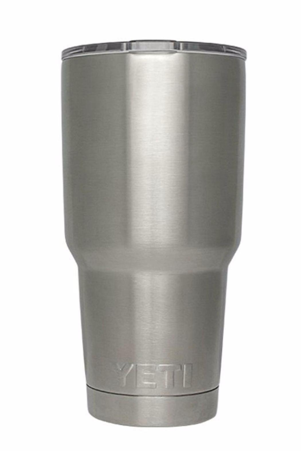 YETI Coolers Stainless Steel Tumbler - Front Full Image