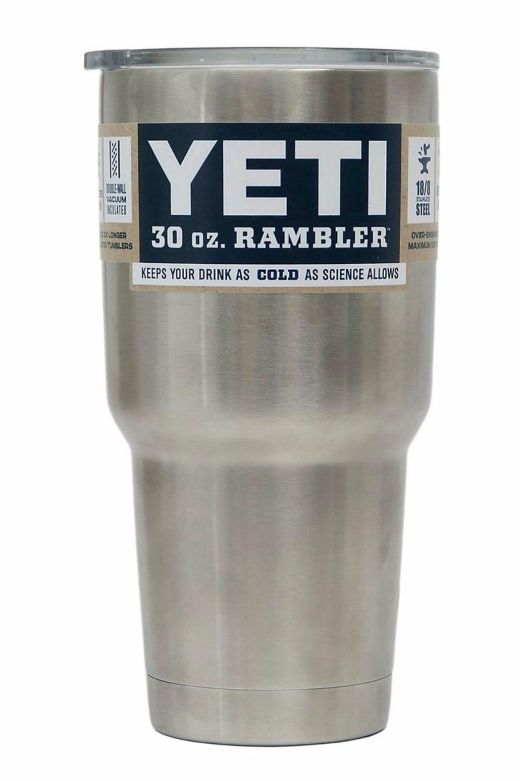 YETI Coolers Stainless Steel Tumbler - Main Image