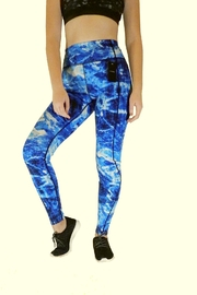 Yi Tong Active Athletic Leggings - Product Mini Image
