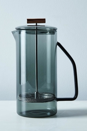 Yield Glass French Press - Front cropped