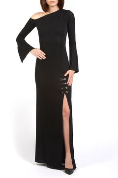 Shoptiques Product: Long Sleeve Maxi Dress