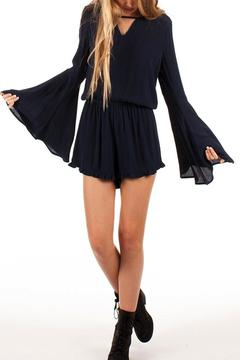 Yipsy Bell Sleeve Romper - Product List Image
