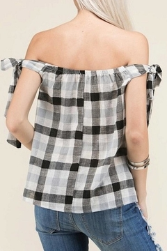 Yipsy Checked Top - Alternate List Image