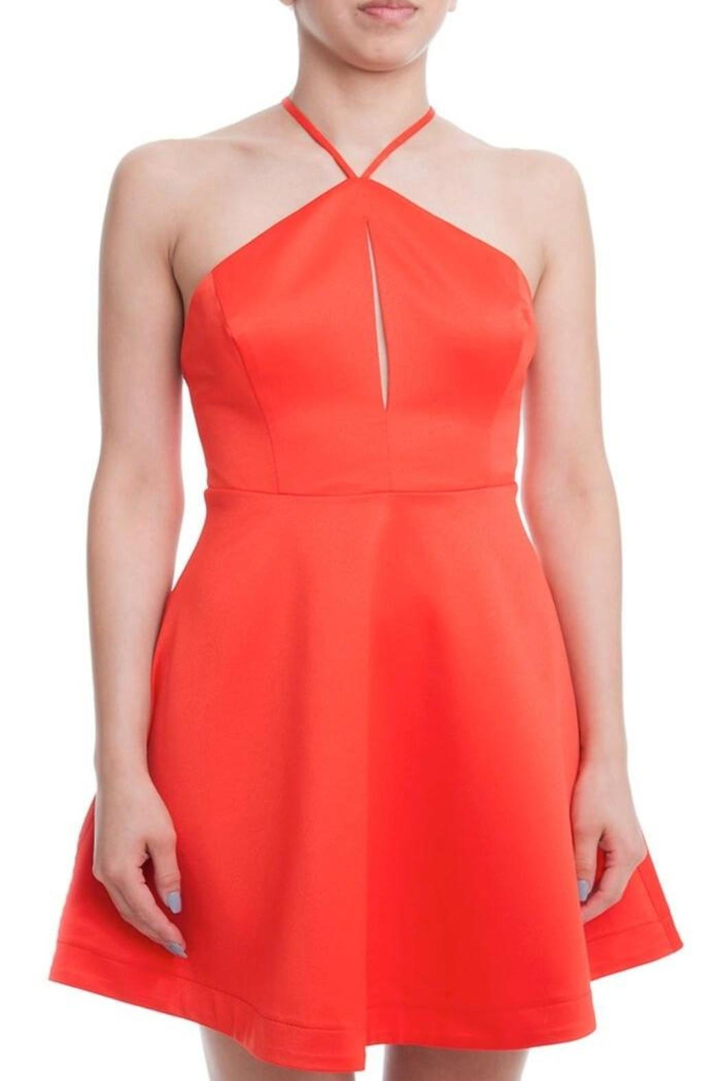 Yipsy Fit Flare Dress - Main Image