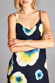 Yipsy Floral Tank Dress - Side cropped