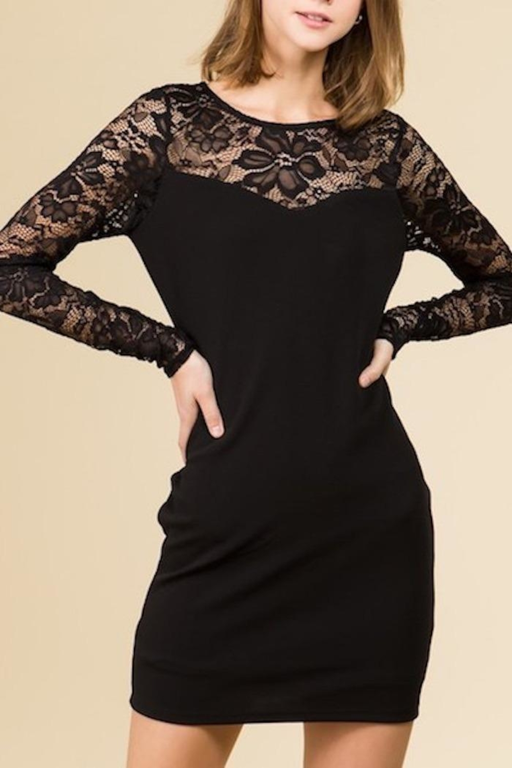 Yipsy Lace Dress - Main Image