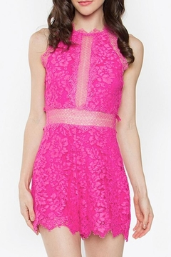 Yipsy Lace Romper - Product List Image