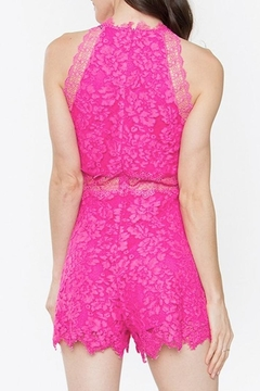 Yipsy Lace Romper - Alternate List Image
