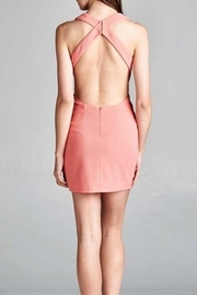 Yipsy Open Back Dress - Front full body
