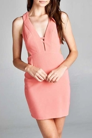 Yipsy Open Back Dress - Front cropped